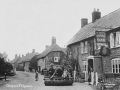 38 The Royal Oak circa 1920 Man with horse &roller is Stanley Phillips